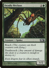 MTG Magic 2014 - Deadly Recluse - NM Card x 4 Playset