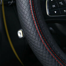 "Car Steering Wheel Cover  For 15""/37-38CM PU Leather Good Grip Car Accessories"