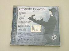 EDOARDO BENNATO - LA FANTASTICA STORIA - CD + DVD WARNER 2005 - NUOVO/NEW -DP