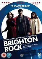 Brighton Rock - Sam Riley, Helen Mirren, Rowan Joffe New Sealed UK Region 2 DVD