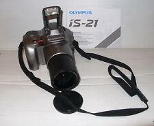 APPAREIL PHOTO ARGENTIQUE 24X36 OLYMPUS IS-21 VINTAGE