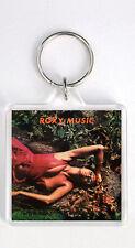 ROXY MUSIC - STRANDED LP COVER KEYRING LLAVERO