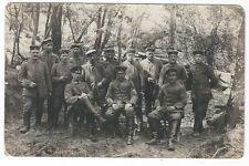 25/115 AK SOLDATEN WELTKRIEG RAUCHER 1918