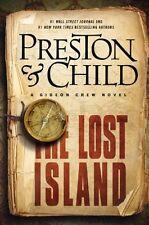 The Lost Island: A Gideon Crew Novel (Gideon Crew series) by Douglas Preston, Li