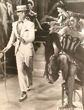 """Dancer Fred Astaire rare photo with ballerina Dee Turnell 1948 """"Easter Parade"""""""