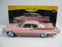 1959 Dodge Custom Royal Lancer Hard Top  Sun Star PLATINUM  1:18  OVP  NEU