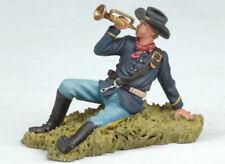 BLACK HAWK BH108 Custer's Last Stand Cavalryman Bugler Painted Metal FREE SHIP