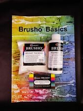 Brusho® Crystal Colour - Accessories Kit - Non Toxic