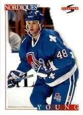 1995-96 Score Scott Young #278