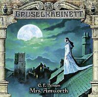 GRUSELKABINETT-FOLGE 102 - MRS.AMWORTH  CD NEW