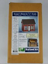 Real Good Toys New England Lighthouse Keepers House 1/2 Scale MM-9601 Dollhouse