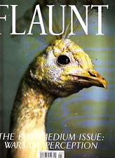 Flaunt Magazine #107 Post-Medium Issue Terence Koh Hair Art Diesel 2010