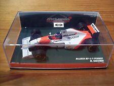 1/43 McLaren Peugeot MP4/9 Mika obligaba 1994