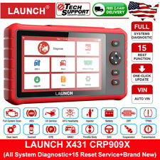LAUNCH X431 PRO Automotive Full System OBD2 Scanner Car Diagnostic Scanpad Tool