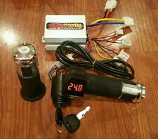 Razor E300 & E200 Variable Speed Kit - throttle and controller, electrical kit