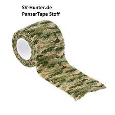 Camouflage Klebeband Stoff Gewebeband Camo Tarn-Tape, Stoff Panzertape NEU