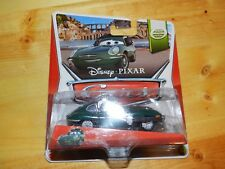 DISNEY PIXAR CARS 2014 WGP DAVID HOBBSCAP C/W HEADSET #15 OF 15 DIECAST CAR NIP