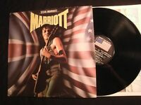 STEVE MARRIOT - Marriot - 1976 Vinyl 12'' Lp./ VG+/ Humble Pie / Prog Hard Rock