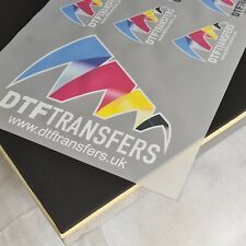 More details for a3 size direct to film transfers dtf heat press transfer