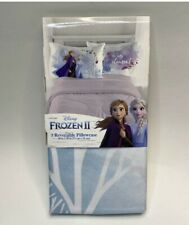Disney Frozen 2 Journey to Truth - One Standard Reversible Pillowcase NEW