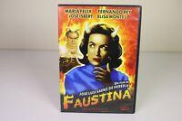 Faustina - DVD - Un Film De Jose Luis Saenz De Heredia - 1957 Spanish Comedy