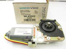 Siemens Vdo WL43002 Power Window Motor 83095