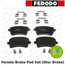 Ferodo Brake Pad Set (Disc Brake) - Rear - FDB4190 - OE Quality