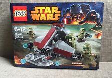 Lego Star Wars 75035 Kashyyyk Troopers. OOP Set. Sealed Box.