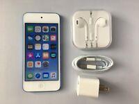 Apple iPod touch 6th Gen Blue (64GB)