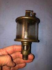 IHC McCormick Deering Cylinder Oiler Hit Miss Gas Steam Engine 6 HP