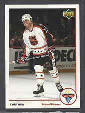 1991-92 Upper Deck McDonald's - #Mc-22 - Chris Chelios - Chicago Blackhawks