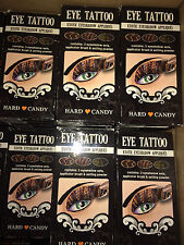 50 piece Hard Candy Eye Tattoo EXOTIC #122 Eyeshadow Appliques WHOLESALE LOT!