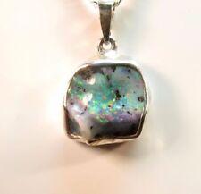 Handmade Natural Fine Jewellery Boulder Opals