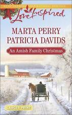 An Amish Family Christmas: Heart of ChristmasA Plain Holiday (Love Inspired LP)