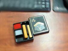 Original Japanese Stamp/Hanko Japanese traditional seal stamp Set