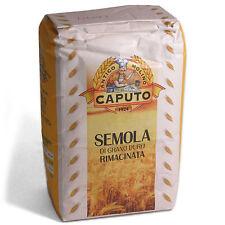 Antimo Caputo Semola Flour - 8 Kilos (17.6 lbs) - Reground Semolina Durum Wheat