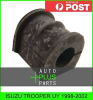 Fits ISUZU TROOPER UY 19mm Bush For Rear Sway Bar Stabiliser Bush Rubber