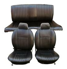 Fiat Spider 124 Seat Upholstery 1968-1978 - Made in the U.S.A.!