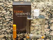 Hermes - Terre d'Hermes Eau Tres Fraiche EDT - 5ml Sample in Refillable Atomizer