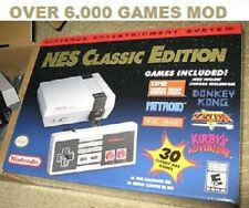Re-Release NES Classic 7000+ Games Nintendo Mini with Turbo and Reset Mod
