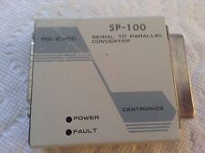 SP-100 Serial To Parallel Converter
