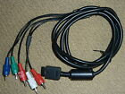 SONY PLAYSTATION 3 PS3 2 PS2 COMPONENT HDTV CABLE LEAD ADAPTER NEW! HD AV VIDEO