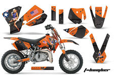 KTM SX50 Graphics Kit AMR Racing Bike Decal Sticker SX 50 Part 02-08 TBOMBER O