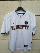 VINTAGE Maillot INTER MILAN Nike maglia calcio away shirt S Pirelli