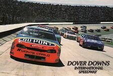 Dover Downs International Speedway, Auto Race, Nascar Jeff Gordon etc - Postcard