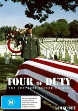TOUR OF DUTY THE COMPLETE SECOND SEASON - FREE LOCAL POST
