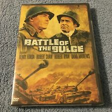 Battle of the Bulge (DVD, 2005, Widescreen) Brand New Sealed