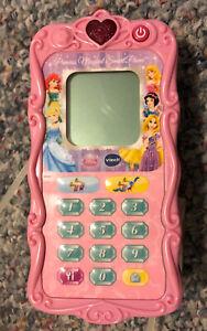 Vtech Disney Mermaid Princess Smartphone Learning Activities Games Slide NWOB