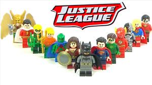LEGO: DC Super Heroes Justice League Mini Figures. Assorted.