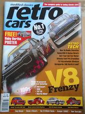 Retro Cars Nov 2003 Escort MKI V8, MGB V8, TR7 V8, Morris Minor V8